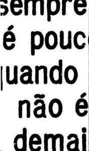 NOME ARNALDO ANTUNES 05